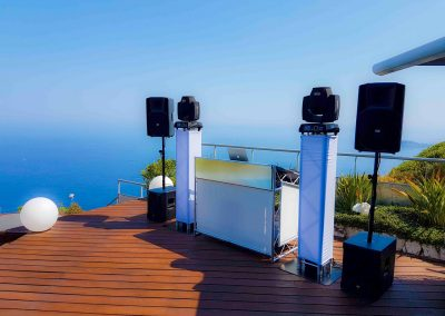 Private event Villa Eze sur Mer