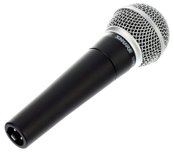 Location Micro fil Shure SM58