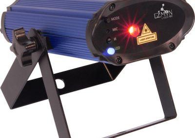 Mini laser (Rouge Bleu)