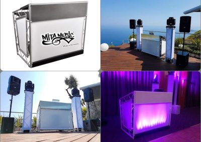 Location DJ Booth