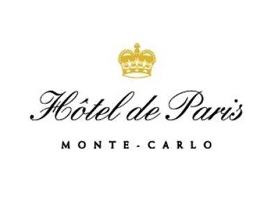 Hotel de Paris logo