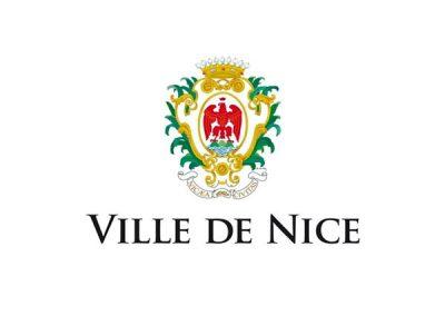 Ville de Nice Logo