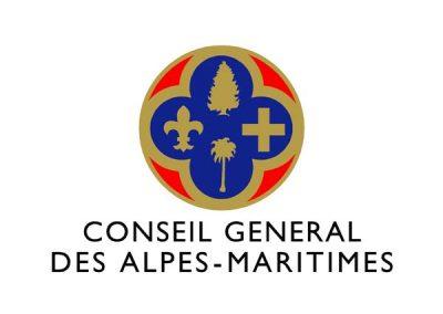 Conseil general des alpes maritimes logo