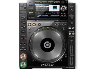 Pioneer CDJ 2000Nexus