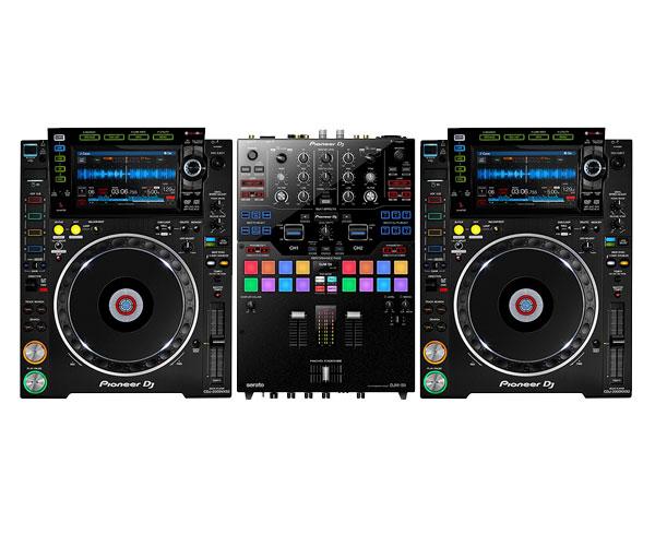 RÉGIE DJ PIONEER (CDJ 2000 nexus & Djm S9)