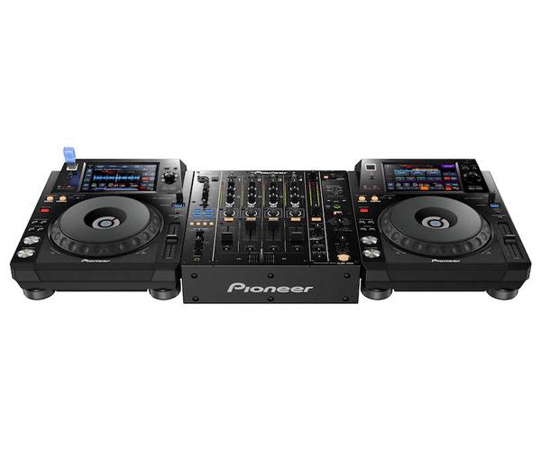 RÉGIE DJ PIONEER (CDJ 2000 nexus & Djm 900 nexus)