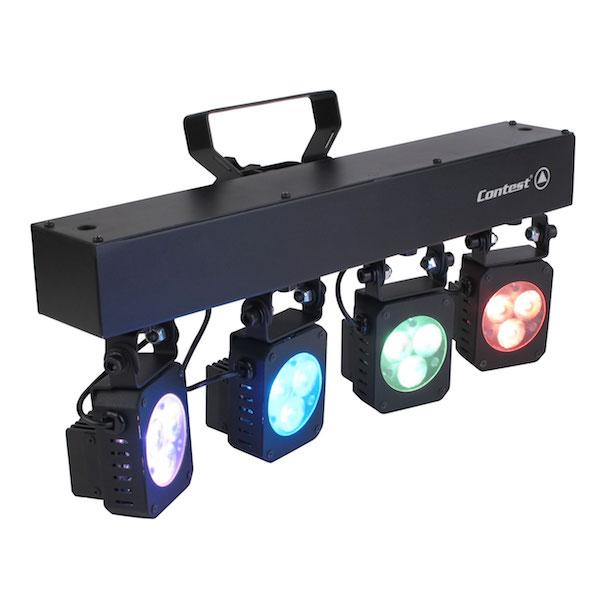 Location jeux de lumière LED