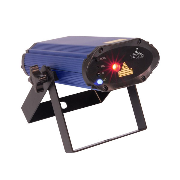 Mini Laser multipoints (Rouge-Bleu)