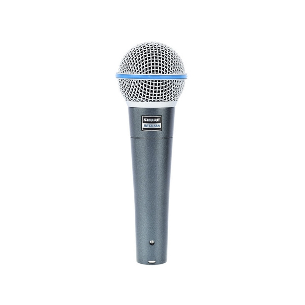 Location Micro chant Shure Beta 58A
