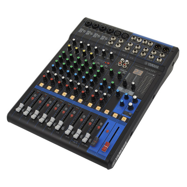 Location table de mixage Yamaha MG12 Xu