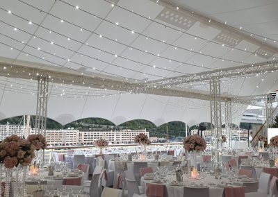 Wedding / Mariage - Yacht Club Moanco