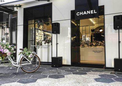 Évènement boutique - Chanel Nice