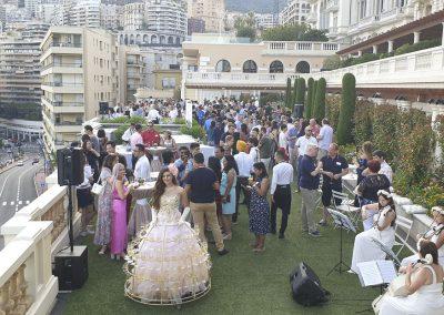 Lenovo - Hotel Hermitage - Monaco