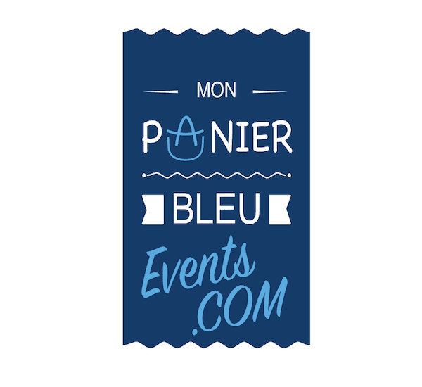 Mon panier bleu Logo