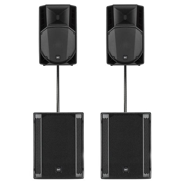 Location Systeme sono RCF (2800 watts)