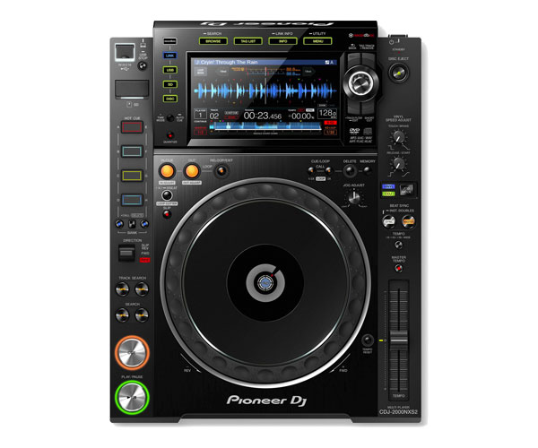Location Pioneer CDJ 2000 Nexus 2