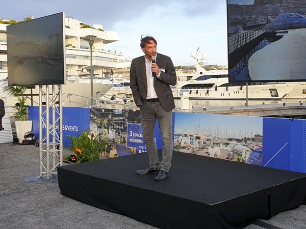 Location scène et podium discours